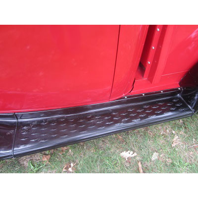 Running Boards Etc
