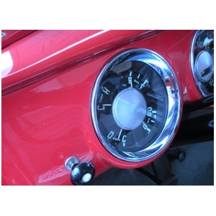 Choke, Throttle & Headlight Knobs