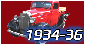 1934-36 GMC & CHEVY TRUCK PARTS