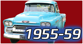 1955-59  GMC & CHEVY TRUCK PARTS