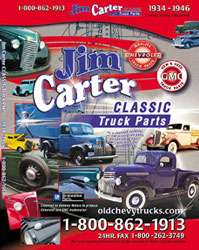 Jim Carter Classic Truck Parts 1934 - 1946 Catalog