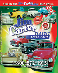 Jim Carter Classic Truck Parts 1947 - 1955 Catalog