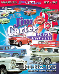 Jim Carter Classic Truck Parts 1955 - 1966 Catalog