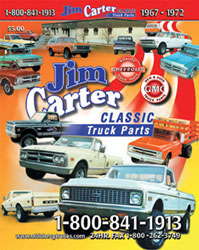 Jim Carter Classic Truck Parts 1967 - 1972 Catalog